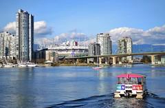 False Creek, Vancouver (eaglelam89) Tags: canada vancouver creek columbia seawall british false