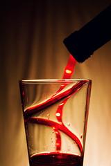 Pouring Wine Bokeh (Mandi Lever) Tags: bokeh forcedperspective lccphoto2 pouringwinebokeh