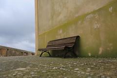 Linien (Rndaja) Tags: bank mallorca spanien burg februar arta linien 2013 fotoreise fffotoschule