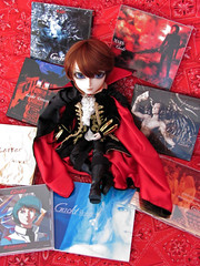 Taeyang Gackt Mizrable (Plastic Children) Tags: doll cd pullip gackt taeyang mizrable