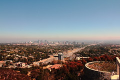 """Getty towards Westside LA in color • <a style=""""font-size:0.8em;"""" href=""""http://www.flickr.com/photos/59137086@N08/8569090327/"""" target=""""_blank"""">View on Flickr</a>"""