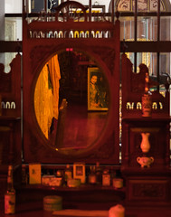 Reflection (DmitryK68) Tags: tourism town georgetown malaysia penang mirrow