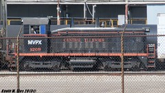 Central Illinois Switcher # 1209 @ Decatur, IL (CQDX018) Tags: photography illinois lafayette tate ns norfolk central railway southern transportation decatur etc facility railfan hannibal switcher lyle subdivisions railfanning csxt 1542 8934 9110 c409w gp151 geeps 9897 cqdx018 sd60im