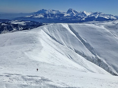 Scialpinismo Laga - Traversata del Castellano