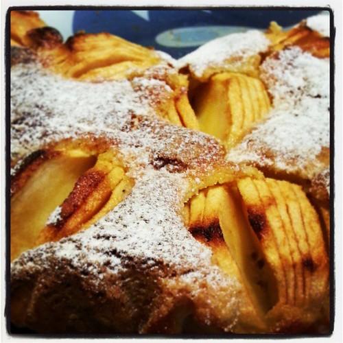 Tarta de manzana Reineta de mi mamá :-)