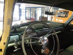 1952 Oldsmobile 98 DeLuxe 4-Door Sedan (Hipo 50's Maniac) Tags: 1952 oldsmobile 98 deluxe 4door sedan interior
