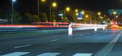 P7290082_v1 (jakubste) Tags: krakow cracow city night traffic