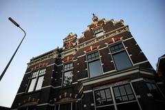 Netherlands Alphen Building (K. McMahon) Tags: europe summer nederland netherlands alphen aan den rijn alphenaandenrijn