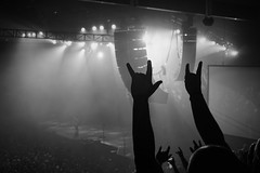 Da Horns (Wawa Duane) Tags: kiss saginaw michigan freedom rock tour 2016 paul stanley gene simmons tommy thayer eric singer catman demon star child detroit city do you love me war machine loud sagnasty