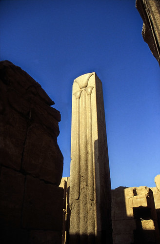 "Ägypten 1999 (323) Karnak-Tempel: Wappenpfeiler im Tempel des Amun-Re • <a style=""font-size:0.8em;"" href=""http://www.flickr.com/photos/69570948@N04/28472502903/"" target=""_blank"">View on Flickr</a>"