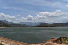 Amaravathi Dam, Water Storage (Dinesh flicks) Tags: munnar munnarphotos munnarscenaries munnartouristspot devikulam topstation amaravathidam chinnarwildlifesanctuary thekkady dinesh photography kerala
