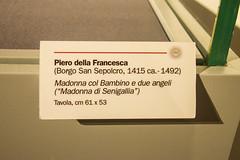 Urbino - Ducal Palace Madonna di Senigallia Notice (Le Monde1) Tags: urbino italy unesco worldheritagesite lemonde1 nikon d610 city ducalpalace raffaellosanzio federicodamontefeltro 2nddukeofurbino giovannipascoli palace madonnadisenigallia notice