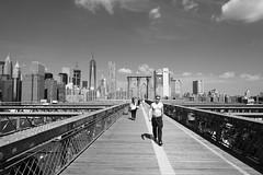 NYC 2016 IXX (Michael Behrens) Tags: fujifilmxpro2 acros newyork newyorkcity nyc ny usa america amerika street bw sw