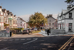 Junction at Gray's Hill and Bryansburn Rd. (Photographer Dave C) Tags: bangor beauty bluesky canon creative colour creativephotography canonofficial canon40d thenandnow 2016 northernirealnd northdown 1920s mygearandme mymindseye oldandnew