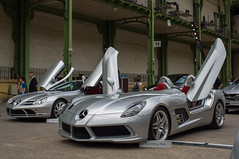 Wings up (eLane Cars) Tags: mercedes benz mercedesbenz cars car supercars classic classiccars paris grandpalais grand palais 2016 july bellestoiles