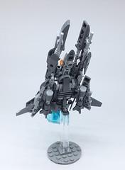 LEGO Nemesis VIC VIPER-04 (ToyForce 120) Tags: lego robot robots mecha mech mechanic legomech legomoc nemesis vicviper starfighter