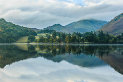 Ullswater (Jonny_Royale) Tags: lake district ullswater cumbria reflections tress mountains clouds sky water green autumn jonnyroyalephotography leegradfilters canon beautiful epic holiday vacation love