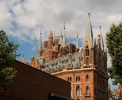 London (alh1) Tags: stpancras england london hotel