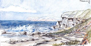 View to Avoca Beach - Terrigal