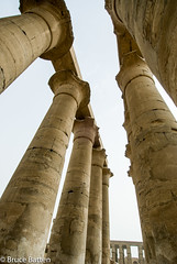 090504 Luxor Temple-08.jpg (Bruce Batten) Tags: monumentssculpture egypt subjects businessresearchtrips trips occasions locations luxor eg