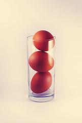 Silence (g.bikmanis) Tags: silence glass eggs egg white