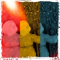 #photomanipulations  #buddhism  #dolls #toys #art #artistic #artsy #beautiful  #buddhistmonk #daring #different #digitalart (muchlove2016) Tags: photomanipulations buddhism dolls toys art artistic artsy beautiful buddhistmonk daring different digitalart