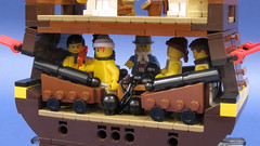 08 (PigletCiamek) Tags: lego masterandcommander aubrey maturin