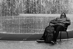 rijks (rwscholte) Tags: blackandwhite leica dlux5 rwscholte bw streetphotography amsterdam rijksmuseum