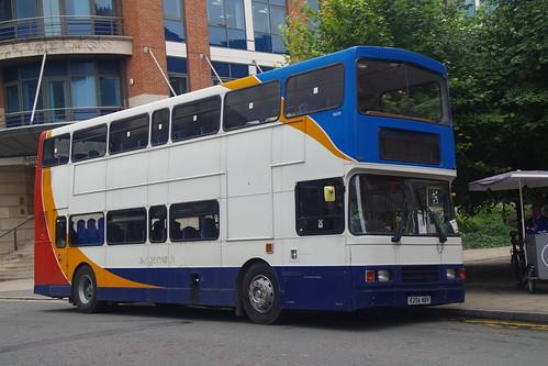 N254 NBV. A&A Coach Travel.