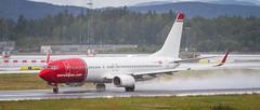 LN-NGX Norwegian Air Shuttle Boeing 737-8JP(WL) (KnutHSolberg) Tags: lnngx gardermoen osl osloairportgardermoen oslolufthavngardermoen aviation akershus norway boeing7378jpwl norwegianairshuttle norwegian boeing aircraft