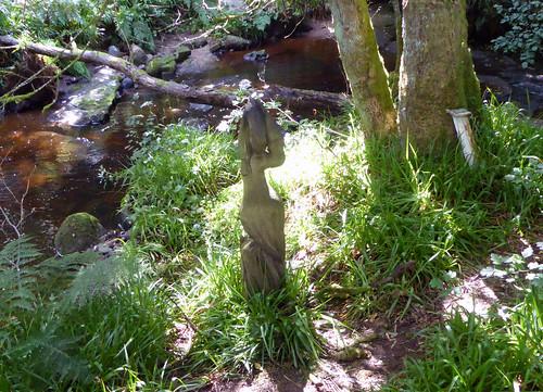 Sculpture Lambdoughty Glen