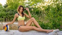 DSC07831 (Tjien) Tags: beach volleyball summer 2016 bfg swimsuit portrait outdoorportrait