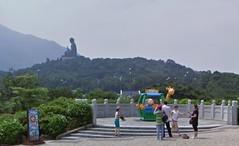 Google Maps  grande buddha (rgaioppa) Tags: ngong ping lantau island isola hong kong budda statua gigante buddha giant statue
