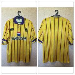 RARE Sheffield Wednesday ENGLAND 1994/1995 #THIRD #FOOTBALLSHIRT JERSEY #PUMA (sharov.ivan) Tags: third footballshirt puma