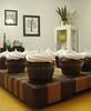chocolate ganach cupcakes