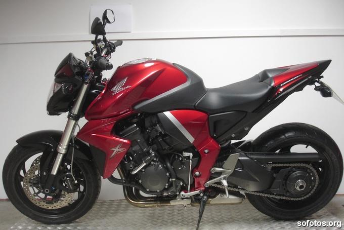 Honda CB 1000R Vermelha 2010