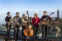 Cash for musicians to perform at the Fringe (Scottish Government) Tags: music edinburghfestivalfringe madeinscotland fionahyslop theblueswater