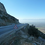 """Looking back during the climb to Atalar <a style=""""margin-left:10px; font-size:0.8em;"""" href=""""http://www.flickr.com/photos/59134591@N00/8384448006/"""" target=""""_blank"""">@flickr</a>"""