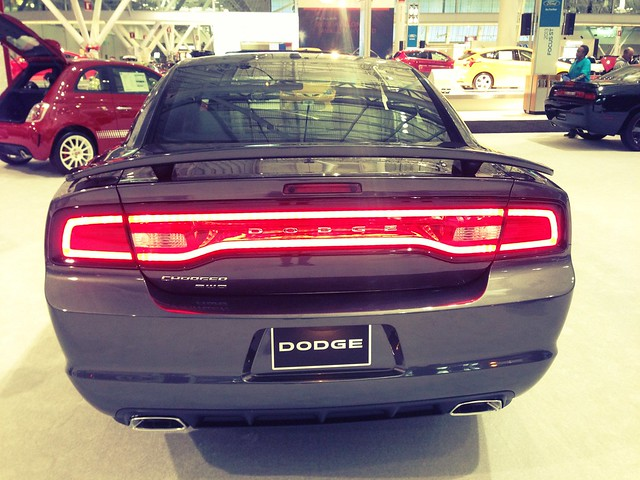 Dodge Charger AWD  #autoshow