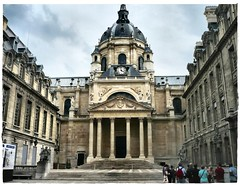 French University: Campus Sorbonne PARIS (eagle1effi) Tags: paris set campus french lumix university album velvia sorbonne paris2012 digitalcameraclub views100 views200 hdrish marieinparis lumixfx10 kshotcc altalux photoscapeeffects ber100malgesehen