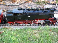 LGB BR99.72 (Stefan's Gartenbahn) Tags: railroad train cafe cola lgb coca piko thiel hsb schotter gartenbahn mrklin br99 packwagen geschottert 997222 stefansgartenbahn gartenbahnbau
