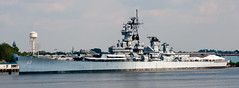 CU418 USS New Jersey (listentoreason) Tags: america bb bb62 battleship bigj blackdragon camden canon ef28135mmf3556isusm favorites iowaclass military naval navy newjersey places score35 usa ussnewjersey unitedstates warship