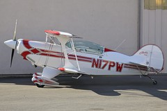 N17PW 5A9A2662 (helosrgreat) Tags: california airport aircraft chino pitts s2b