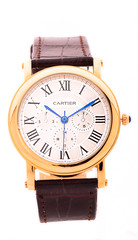 Cartier-Model07 (Hassan AlMarhoun) Tags: brown leather hand watch cartier