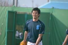 DSC_0405 (mechiko) Tags: 横浜ベイスターズ 130202 王溢正 横浜denaベイスターズ