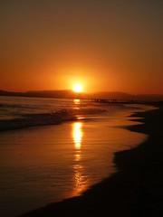 "Sunset viewed from Al Haffa Beach, Salalah (John Steedman) Tags: sunset beach sonnenuntergang oman coucherdesoleil puestadelsol salalah 阿曼 sultanateofoman dhofar سلطنةعُمان オマーン 오만 ""オマーン国"" ""阿曼蘇丹國"" alhafa alhaffa"