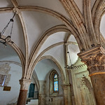 Gothic Arches of the Cenacle
