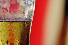 gelada (Lídia Moreira) Tags: summer brazil praia beach beer verão