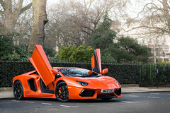 Dione. (Alex Penfold) Tags: new orange london toy wheels mad lamborghini argos lambo dione belgravia 70y aventador lp700 mad70y