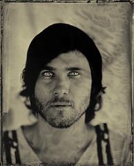 WETPLATE (sdzn) Tags: paris portraits 8x10 sd wetplate f300 deardorff f57 autaut berthiot sdzn collodionhumide chrismettraux